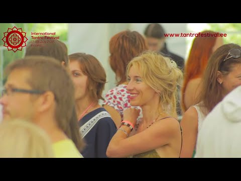 Biggest Tantra Festival in the world in Estonia