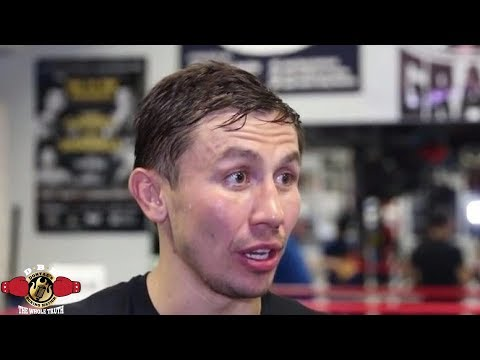 GOLOVKIN TRAINER EXPLAINS WHY GGG MAY NEVER FIGHT JERMALL CHARLO