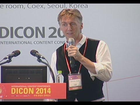 DICON 2014 Speaker - 닉 리드(Nick Reed)