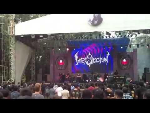 Inner Sanctum- Human Disregard | Live at Bangalore Open Air 2016