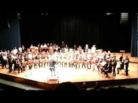 Bläsergruppe der Rheinischen Musikschulen Köln - Benefizkonzert 02.03.2013 - Zugabe