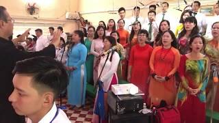 [ Nhập Lễ ] Tình Yêu Thiên Chúa -  Lm Kim Long    Ca Đoàn giáo phận Cần Thơ
