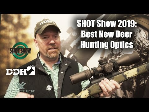 SHOT Show 2019: Best New Deer Hunting Optics