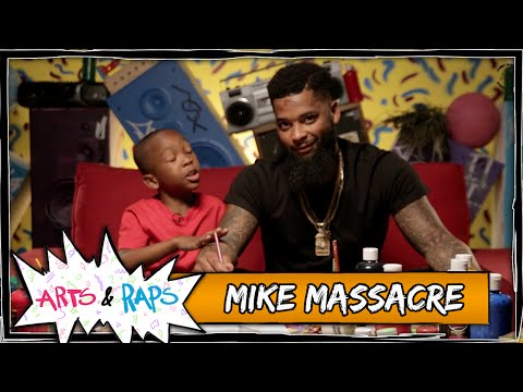 What's Child Support? - Arts &  Raps w/ Mike Massacre #ArtsNRaps