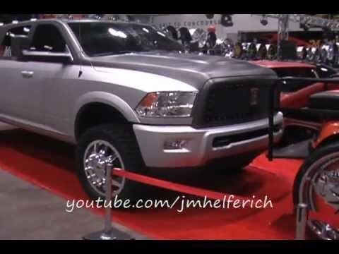 Ram 3500 Dually >> Flat Grey 2010 Dodge Ram Dually with American Force Wheels ...