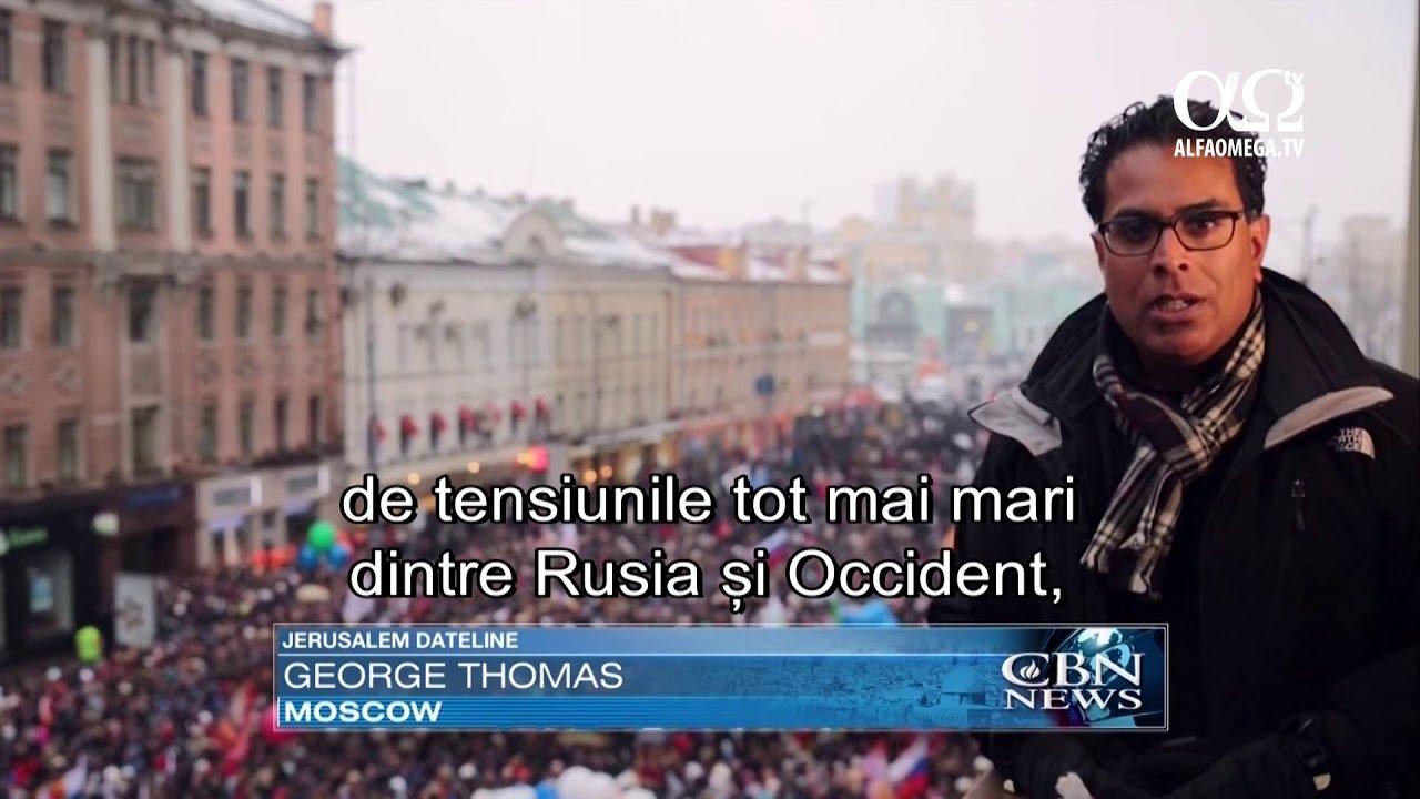 E posibil ca interventia Rusiei in Siria sa duca la un nou Razboi Rece intre Rusia si Occident?