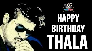 Download Video Happy Birthday Thala Ajith - A special Tribute MP3 3GP MP4