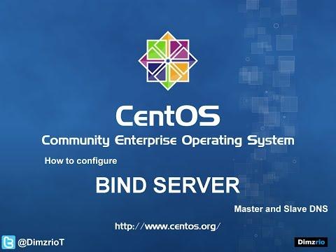 [Lab 9] How to Configure DNS (Bind) Server in Centos/RHEL 7