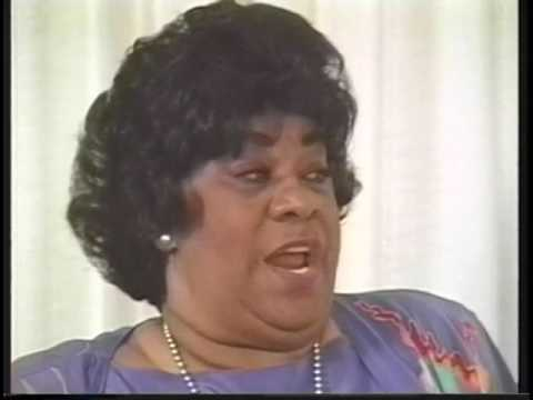 Ruth Brown Interview by Dr. Michael Woods - 3/4/1995 - Scottsdale, AZ