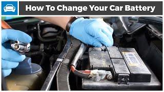 Ako vymeniť autobatériu