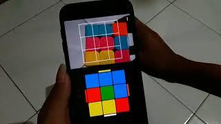 APLIKASI SOLVE RUBIK , Cocok untuk kalian yang nggak bisa solve rubik. CubeX screenshot 3