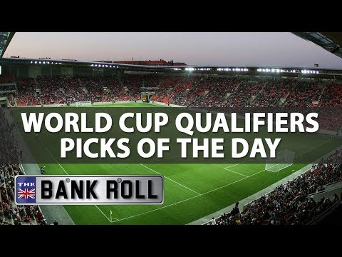 World Cup Qualifiers | Picks of the Day | Friday 1st September