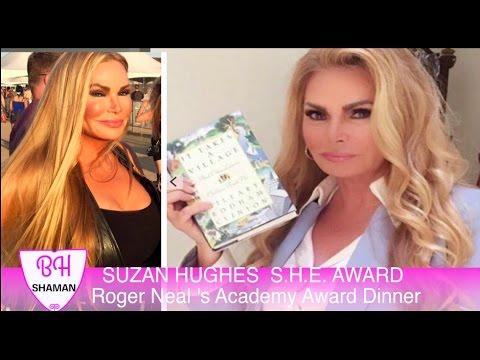 Academy Award Party  Suzan Hughes Education  S.H.E. Launch