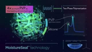 lentilles de contact bausch lomb ultra technologie moisureseal
