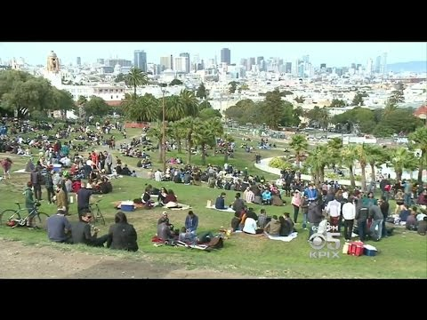 SF Officials Shelve Plan For Dolores Park Space Reservation
