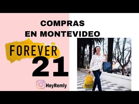 Compras FOREVER 21 Uruguay 💛 Con pesos Argentinos