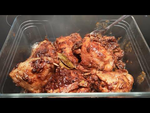 Chicken Adobo (Tuyo) 😊