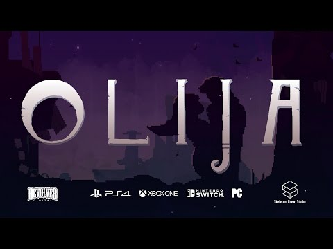 Olija Story Trailer