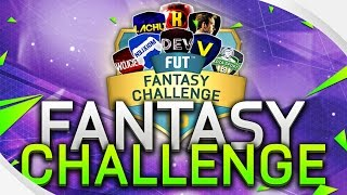 FANTASY CHALLENGE! - KAMYK VS N2JXIOM!