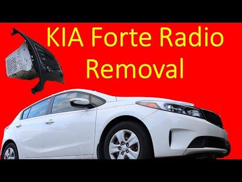 Kia Forte Radio Upgrade