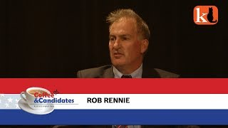 COFFEE&CANDIDATES  /  ROB RENNIE