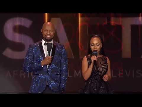 South African Film and Tv Awards #SAFTAs12