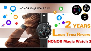 Honor magic watch long term review after 2 years/best fitness smartwatch/ 25 days battery life 🔥🔥☄⚡⚡