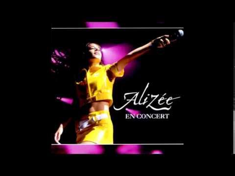 Alizée - L'E-mail A Des Ailes (En Concert Inédit)