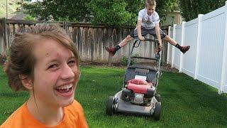 Lawn Mowing GEEK!
