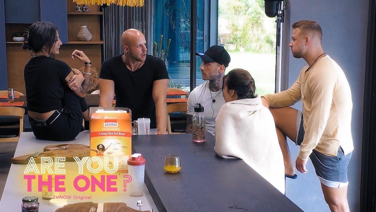 Die Kandidaten diskutieren: Wer passt zu wem? | Are you the one? - Folge 19