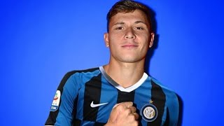 Nicolò Barella 2018/2019! Goal Skills!! Welcome To Inter!!