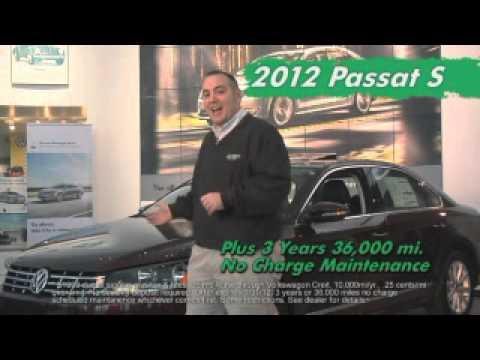 Ed Schmidt Volkswagen Winter Commercial - YouTube