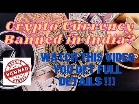 Crypto Currency Banned in India? Watch full video you get details | Cryptocurrency Tamil Guru