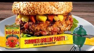 Juicier Better Burgers