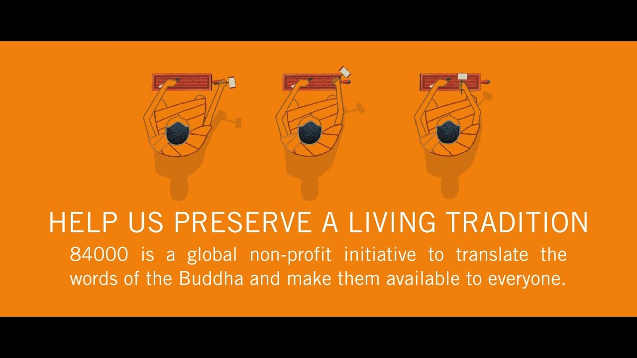 84000 | Translating the Words of the Buddha