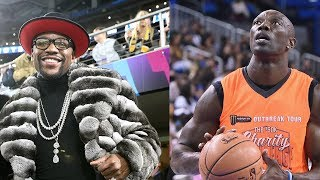 Krystle Rich Kicks It With Mayweather And TO At 50k Charity Celeb Basketball Game!