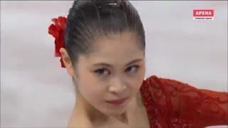 2016世界選手権SP(2016-03-31ボストン) 全日本女王として2年連続で挑む...