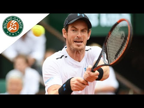 Andy Murray - Top 5 Roland Garros 2017