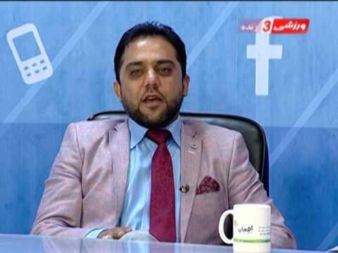 Nazare 3 Baz mohammad mubarez in 3Sport TV 2016 interview part 002