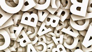 [Урок французского языка] Alphabet Vol6