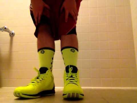 derrick rose socks