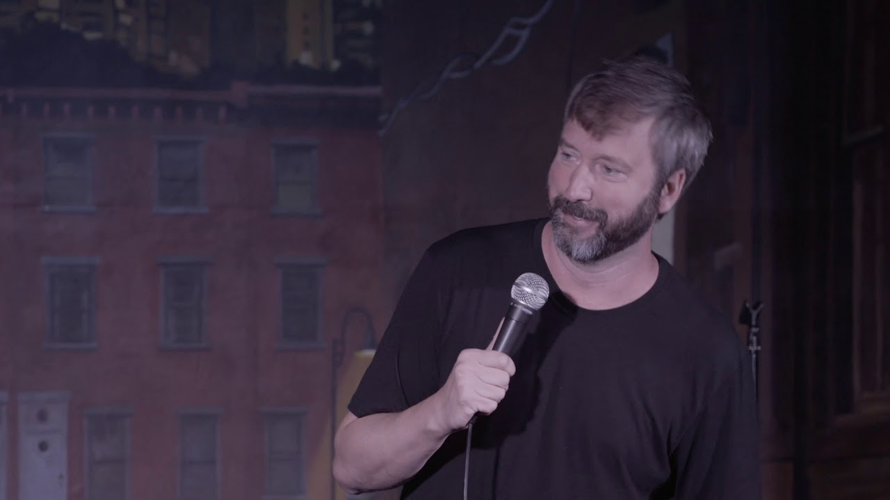 TOM GREEN LIVE IN PHILADELPHIA - STANDUP