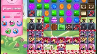 Candy Crush Saga Level 3851 - NO BOOSTERS | SKILLGAMING ✔️