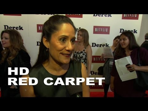 Derek Premiere: Sakina Jaffery Red Carpet