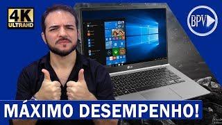 Como Melhorar o DESEMPENHO do PC ao MÁXIMO - FUNÇÃO SECRETA!