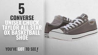 Top 5 Converse Unisex Chuck Taylor All Star Ox Basketball Shoe [2018]: Converse Unisex Chuck Taylor