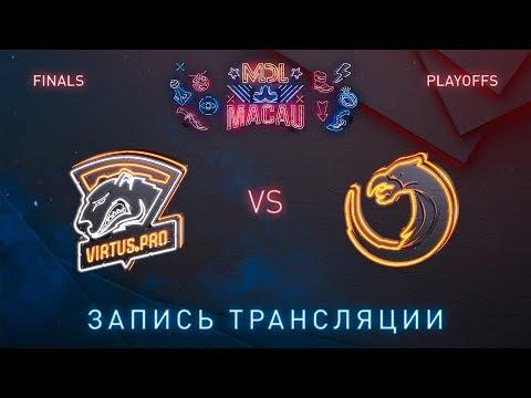 Virtus.Pro vs TNC, MDL Macau, game 1 [Adekvat, Smile]