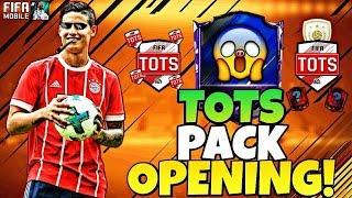 KÉK a Packban!!| BUNDESLIGA TOTS Pack Opening/w ELITE Rewards!!| FIFA 18 MOBILE {Élő} HUN