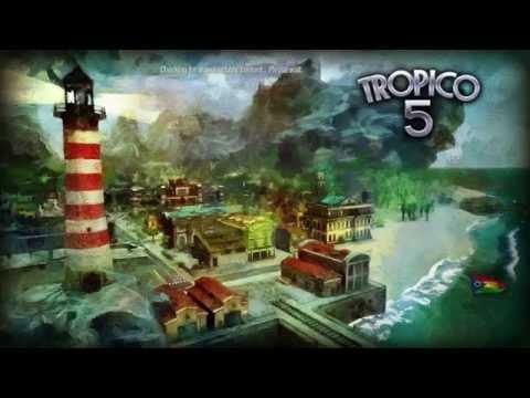 Tropico V - longplay: Zanzibar (1927) - [reloaded to 1920] |