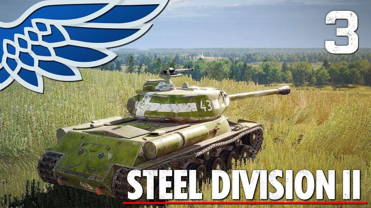 Download STEEL DIVISION 2 BETA   New Map Russia Part 3